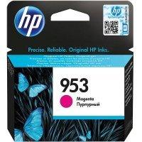 Струйный картридж HP № 953 F6U13AE (Пурпурный)