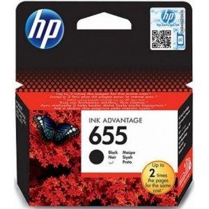 Струйный картридж HP № 655 CZ109AE (Черный)