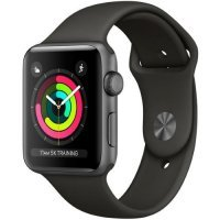 kupit-Электронные часы Apple S3 42mm Black Sport (MQL12)-v-baku-v-azerbaycane