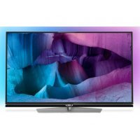 "Телевизор PHILIPS 55"" 55PUS7150/60 LED, Ultra HD(4K), Smart TV, 3D, Wi-Fi"
