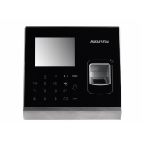 kupit-Терминал доступа Hikvision с Fingerprint, кардридером Mifare (DS-K1T201MF)-v-baku-v-azerbaycane