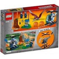 КОНСТРУКТОР LEGO Juniors Побег птеранодона (10756)