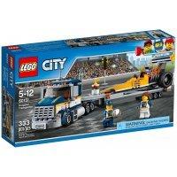Конструктор Lego Dragster Transporter (60151)