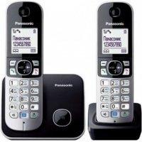 kupit-Домашний телефон Panasonic KX-TG6812CAB-v-baku-v-azerbaycane