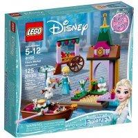 КОНСТРУКТОР LEGO Disney Princess Приключения Эльзы на рынке (41155)