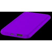 Портативное зарядное устройство (Power Bank) Ttec Powerslim 5000mah Violet