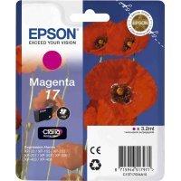 Картридж Epson I/C (m) XP33/203/303 HAV3-P (Claria Home 17) Magenta (C13T17034A10)