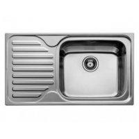 kupit-Кухонная мойка Teka CLASSIC 1B 1D LEINEN MAX LEFT-v-baku-v-azerbaycane