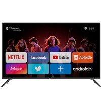 "kupit-Телевизор Zimmer 50"" ZM-S50UA01B / Smart TV / Wi-Fi / 4K UHD-v-baku-v-azerbaycane"