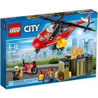 kupit-Конструктор Lego Fire Response Unit (60108)-v-baku-v-azerbaycane