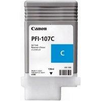 Картридж Canon PFI107 Cyan (6706B001)