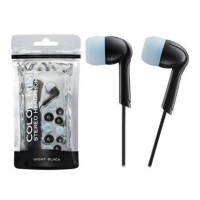 Наушники Pioneer SE-CL17-K EAR BUD HEADPHONES BLACK (SE-CL17-K)