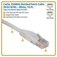 kupit-Кабель Tripp Lite Cat5e 350MHz Molded Patch Cable RJ45M/M - 10' (3m) (N002-010)-v-baku-v-azerbaycane