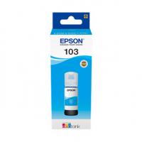 kupit-Краска для принтеров с (СНПЧ) Epson 103 Cyan EcoTank ink bottle (C13T00S24A)-v-baku-v-azerbaycane