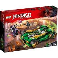 КОНСТРУКТОР LEGO Ninjago Ночной вездеход ниндзя (70641)