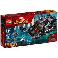 КОНСТРУКТОР LEGO Super Heroes Нападение Королевского Когтя (76100)