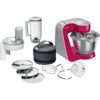 kupit-Кухонный комбайн Bosch MUM58420 (Pink / silver)-v-baku-v-azerbaycane