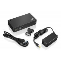 kupit-Док станция для ноутбука Lenovo ThinkPad USB 3.0 Pro Dock (40A70045EU)-v-baku-v-azerbaycane