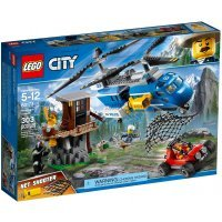 КОНСТРУКТОР LEGO City Police Погоня в горах (60173)