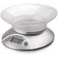 Весы кухонные Maxwell MW-1451 Серебряный