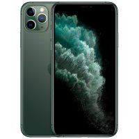 kupit-Смартфон Apple Iphone 11 Pro Max / 64 GB / 1 SIM (Midnight Green)-v-baku-v-azerbaycane