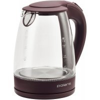 Электрический чайник Polaris PWK 1767CGL (Dark violet)