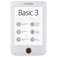 kupit-Электронная книга POCKETBOOK e-reader PocketBook 614(2) White (PB614-2-D-CIS)-v-baku-v-azerbaycane
