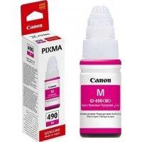 Краска для принтеров с (СНПЧ) Canon INK Bottle GI-490 M (0665C001)