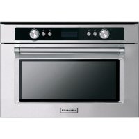 kupit-Микроволновка KitchenAid KMMXX 38600 (Silver)-v-baku-v-azerbaycane