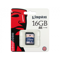 Карта памяти Kingston 6GB SDHC Class 4 Flash Card (SD4/16GB)