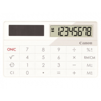 Калькулятор CANON X MARK I CARD WHITE (5766B004)