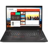 "Ноутбук Lenovo  Mobile Workstation ThinkPad T580 15.6"" 4K BLACK i7 (20LAS2YY00)"