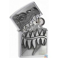 "kupit-Зажигалка Zippo Limited Edition Exclusive ""Fire Breathing Dragon""-v-baku-v-azerbaycane"