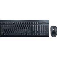 Клавиатура с мышью USB Genius KM-125 (BLACK)