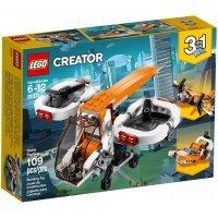 kupit-КОНСТРУКТОР LEGO Creator Дрон-разведчик (31071)-v-baku-v-azerbaycane