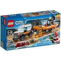 Конструктор Lego 4x4 Response Unit (60165)