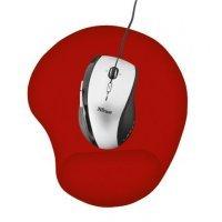 kupit-Коврик для мыши Trust Gel Mouse Pad - red (20429)-v-baku-v-azerbaycane