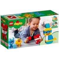 КОНСТРУКТОР LEGO DUPLO My First Мои первые домашние животные (10858)