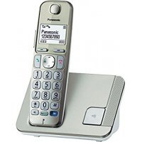 kupit-Телефон Panasonic KX-TGE210-v-baku-v-azerbaycane