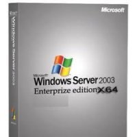Microsoft Windows Server Ent 2003 R2 w/SP2 64Bit x64 EN 1pk DSP OEI CD 1-8CPU 25Clt (P72-02509)