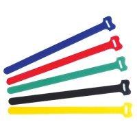 kupit-Стяжки VELCRO для проводов ProsKit MS-V308 (набор 5 цветов, 200мм)-v-baku-v-azerbaycane