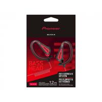 Наушники Pioneer stereo headphones RED SE-E721-R (SE-E721-R)