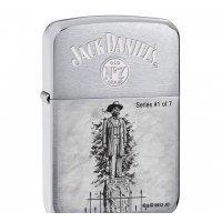 kupit-Зажигалка Zippo Jack Daniels – Scenes From Lynchburg-v-baku-v-azerbaycane