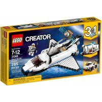 kupit-КОНСТРУКТОР LEGO Creator Исследовательский космический шаттл (31066)-v-baku-v-azerbaycane