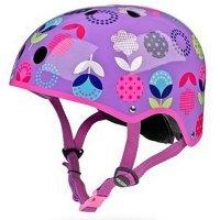 kupit-Шлем Micro helmet floral dot purple M (AC4505)-v-baku-v-azerbaycane