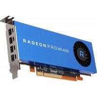 Видеокарта HP AMD Radeon Pro WX 4100 4GB (Z0B15AA)