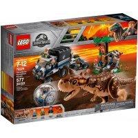 kupit-КОНСТРУКТОР LEGO Jurassic World Побег в гиросфере от карнотавра (75929)-v-baku-v-azerbaycane