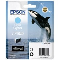 Картридж Epson T760 SC-P600 Light Cyan (C13T76054010)