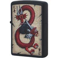 kupit-Зажигалка Zippo Dragon Ace-v-baku-v-azerbaycane