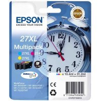 Картридж Epson 27XL MP C13T27154020 Multipack 3-colour (C13T27154022)